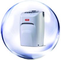 Concentrator de Oxigen Continuu si in Puls 1-5l/min portabil Garantie 3 ani