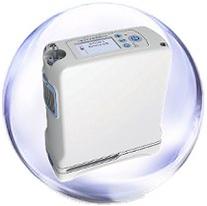 Concentrator de Oxigen Portabil,setari 1-3, Utilizare la Priza+Acumulator Litium, Garantie 3 ani