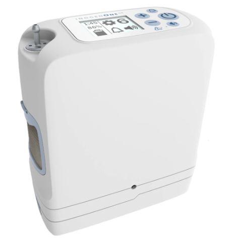Concentrator de Oxigen Portabil, setari 1-6, Utilizare la Priza+Acumulator Litium, Garantie 3 ani