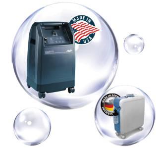 Concentrator oxigen 2-10l/min Utilizare la Priza